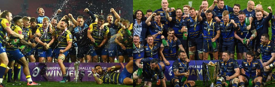 Leinster and Cardiff